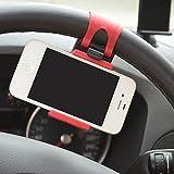 Futaba Hands-free Car Steering Wheel Mobile Phone Holder