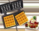 Ibili-771100-Moule--gaufre-cuisinire-lectrique-gaz