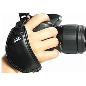 Dragonne / Poignée pour appareil photo réflex (DSLR) (par exemple: Canon EOS 300D, 350D, 400D, 450D, 500D, 550D, 1000D, Nikon D40, D50, D60, D80, D90, Sony Alpha A300, A330, A350, A380, A390, A500, Olympus, Pentax, Fuji, Panasonic, ...)