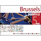 Brussels Double PopOut Maps