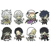 ラバーストラップコレクション 刀剣乱舞 第二部隊 キャラクター ストラップ BOX