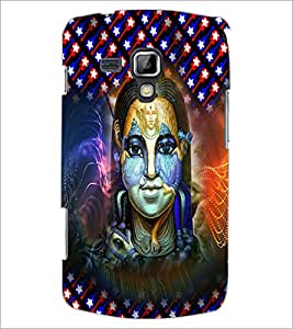 PrintDhaba Gods D-4624 Back Case Cover for SAMSUNG GALAXY S DUOS S7562 (Multi-Coloured)