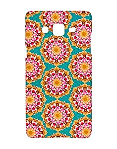 Aztaq Back Cover for Samsung Galaxy ON5 (Multi-coloured)