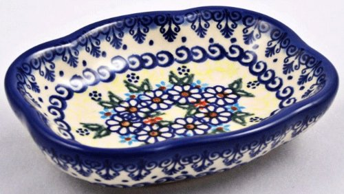 Polish Pottery Soap Dish 4