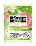 マンナンライフ 蒟蒻畑 白桃味 (25g×12個)×12袋 ランキングお取り寄せ