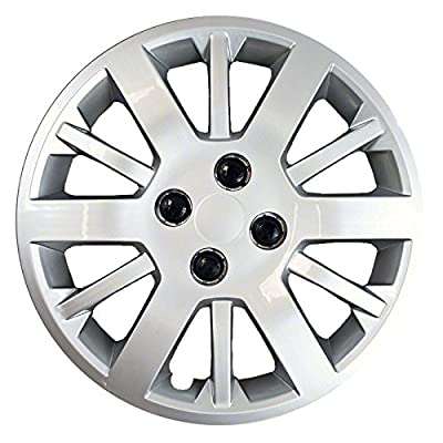 2005-2010 Chevy Cobalt Silver 15-inch Bolt On Wheel Covers