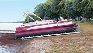Roll - n - Go 9 - Ft. Extension for 18 - Ft. Pontoon Boat Docking Ramp by Roll