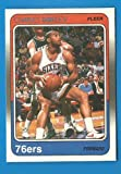 1988 - 89 Fleer CHARLES BARKLEY Card #85 76ers NM D at Amazon.com