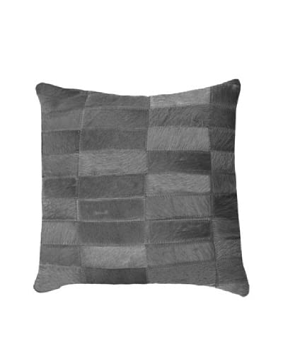 Natural Brand Torino Madrid Pillow, Grey