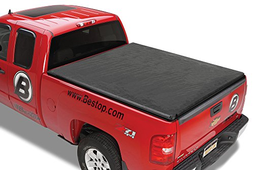 Bestop 18140-01 ZipRail Tonneau Cover for Ford 99-Current F250/F350 6.8' bed (2004 F250 Tonneau Cover compare prices)