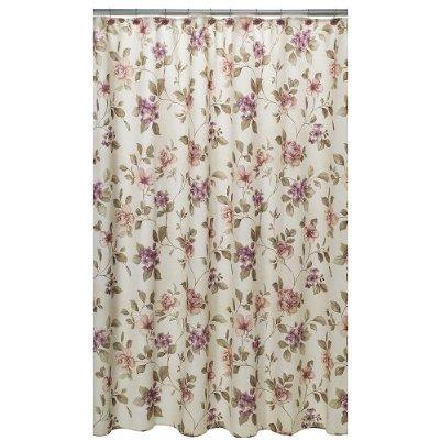 Cheap Toile Shower Curtain