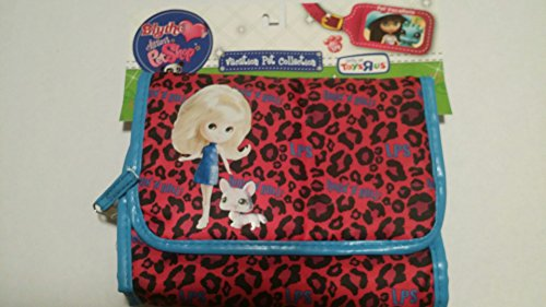 Littlest Petshop,vacation Pet Collection,travel Case.(Pink)