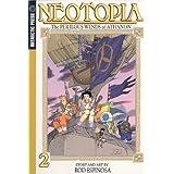 Neotopia Color Manga #2 ~ Rod Espinosa