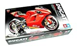 Tamiya Motorcycle Model 1/12 Motorbike DUCATI DESMOSEDICI Scale Hobby 14101 with RCECHO Full Version Apps Edition