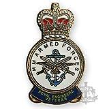 HM Forces arm�es Royal ing�nieurs Veteran Badge