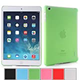 Poetic ThinShell Back Smart Cover Partner Case for 2nd Generation Apple iPad Mini with Retina Display - Green