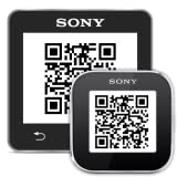 Smart Business Card for Sony SmartWatch 1 & 2