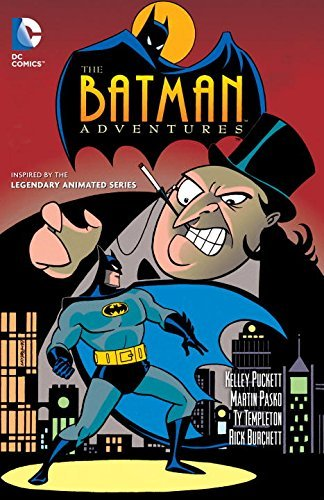 Batman Adventures Volume 1 TP by Ty Templeton (Artist), Kelly Puckett (25-Nov-2014) Paperback