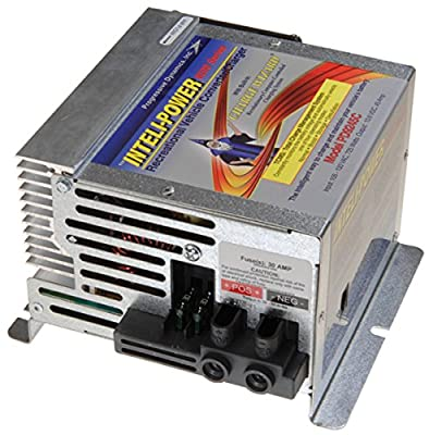 Progressive Dynamics PD9245CV Inteli-Power 9200 Series 45 Amp Converter/Charger with Built-in Charge Wizard
