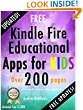 Free Kindle Fire Educational Apps For Kids (Free Kindle Fire Apps That Don't Suck Book 8)