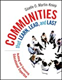 img - for Communities that Learn, Lead, and Last: Building and Sustaining Educational Expertise book / textbook / text book
