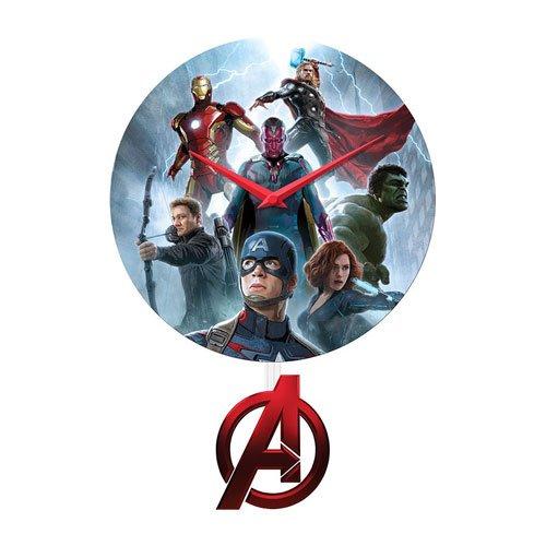 avengers-age-of-ultron-pendulum-wall-clock