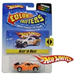 Hot Wheels Colour Shifters Single Vehicle (Random one supplied)