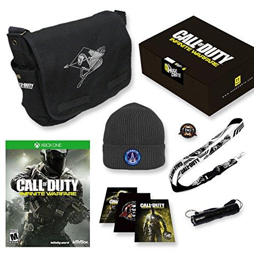 Call of Duty Infinite Warfare Huge Crate + Game Bundle - Xbox One