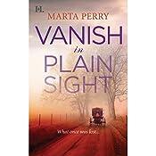 Vanish in Plain Sight   Marta Perry