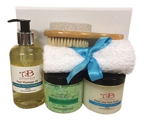 spa-pie-pamper-kit-incluye-aceite-de-masaje-para-pies-pies-frescos-sales-soak-dead-sea-exfoliacion-m