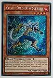 Yu-Gi-Oh MEGA TIN MP14 2014 > Coach Soldier Wolfbark > Number 119