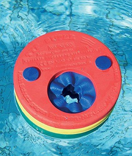 Delphin-Schwimmscheiben