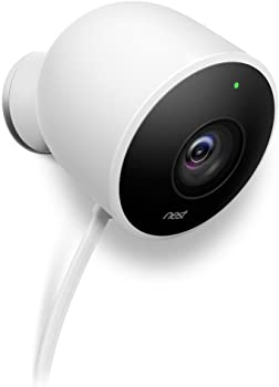 Nest Cam Outdoor 1080p HD Security Camera