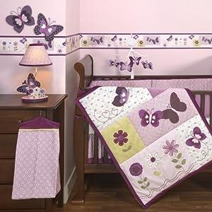 Bedtime Originals Provence Girl Crib Bedding