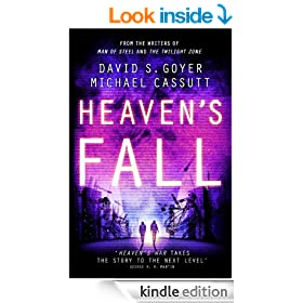 Heaven's Fall: The dramatic conclusion to this near-future thriller