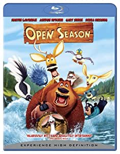 Open Season [Blu-ray] [Blu-ray]