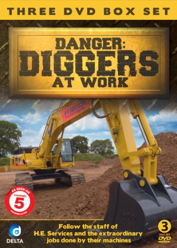 Danger: Diggers At Work [DVD]