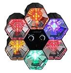 PartyFunLights 6 LED Linkable Lights,...