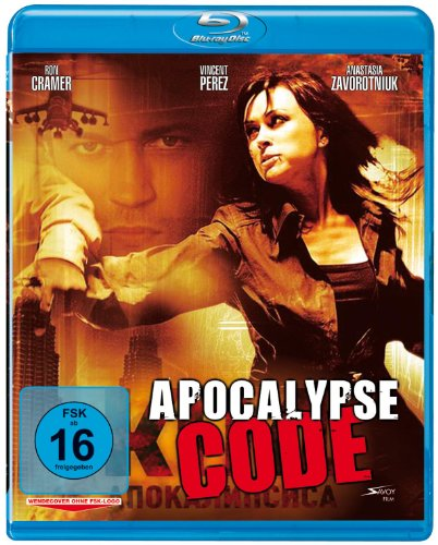 Apocalypse Code [Blu-ray]