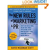 David Meerman Scott (Author)  (69)  Buy new: $19.95  $11.97  134 used & new from $7.95