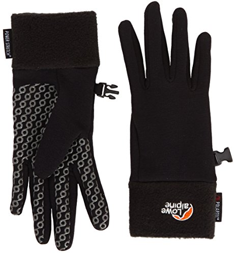 lowe-alpine-power-stretch-grip-guantes-para-mujer-color-negro-talla-l