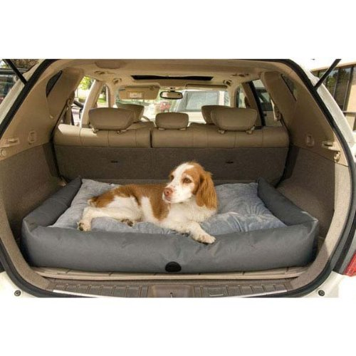"""K&H Pet Products Travel / Suv Bed Large Gray 30"""" X 48"""" X 8"""" (Set Of 3) front-929550"""