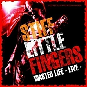 Wasted Life (CD + DVD)