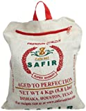 Zafrani Safir Basmati Rice, Pakistan, 8.8-Pound Bag