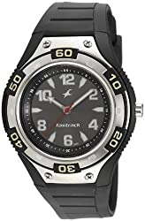 Fastrack Analog Black Dial Mens Watch - NE9333PP02J