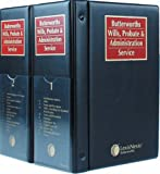 img - for Butterworth's Wills Probate and Administration Service book / textbook / text book