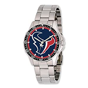 Mens NFL Houston Texans Coach Watch by 14k co.