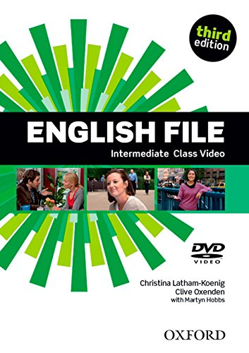 English File third edition: English File Intermediate Class DVD 3rd Edition