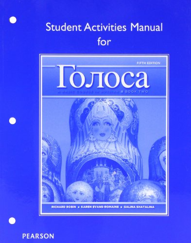 golosa student activities manual pdf