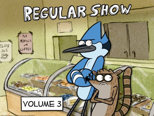 Regular Show Season 3